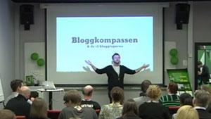 Bloggkompassen & de 12 bloggtyperna