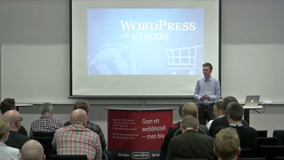 WordPress och e-handel