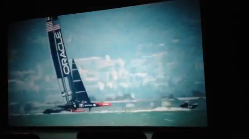 Hitech wins the Americas cup!