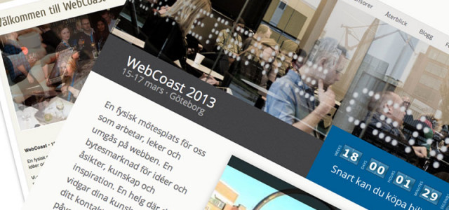 Nya WebCoast webbplats