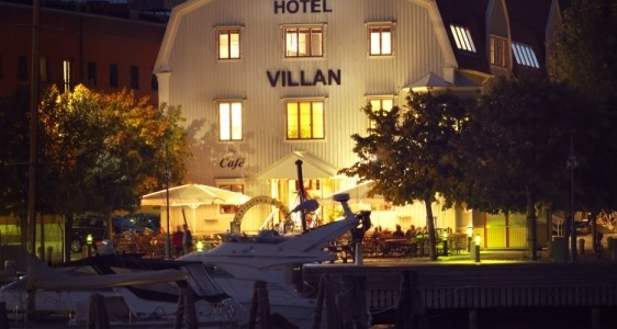 Villan-Hotellet