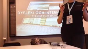 Dyslexi & Internet