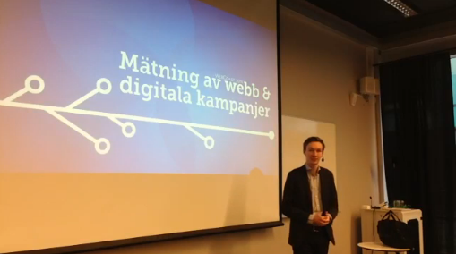 Mätning av webb och digitala kampanjer
