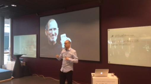 Presentationsteknik Nå ut – Nå fram